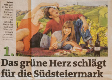 Ausflugsziele Steiermark Umfrage Steiermark Radar