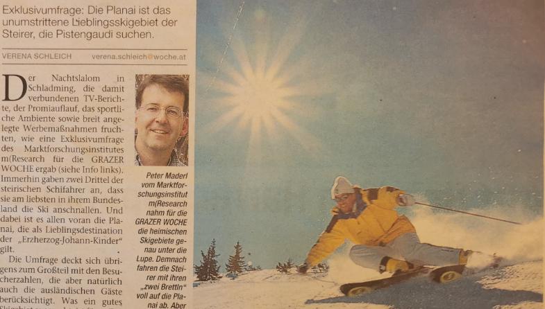 Umfrage Skigebiete Steiermark